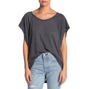 Free People Halo Short Sleeve T-Shirt Size Medium